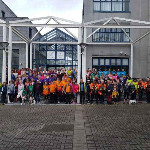 Limerick Lions Club 7 Bridges Walk 2019